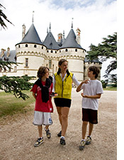 Loire Valley biking photo